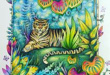 Johanna Basford's Magic Jungle