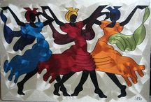 afrika art