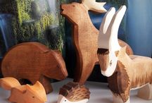 Handmade wooden toys / Stylish and high quality wooden toys that bring joy :)