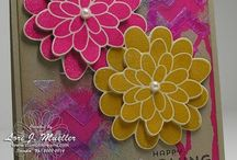 Stamping Techniques / Creative stamping techniques to create greeting cards, scrapbook pages, 3D items, etc.