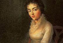 Mozart's Family / Portraits of Mozart's family members