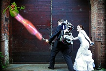 Ghostbusters Wedding / The best weddings have proton packs on hand. / by Ghostbusters