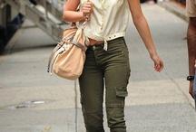 Leighton Meester's style
