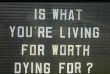 Just a good statement!