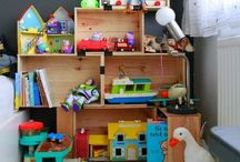 Play room kid