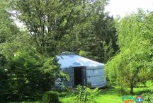 Groovy Yurts / Groovyyurts offers authentic Mongolian yurts (gers) to in North America for sale or rental, private & corporate. Check out all the possibilities a yurt can offer
