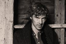Sherlock/Cumberbatch/Martin / by Christel White