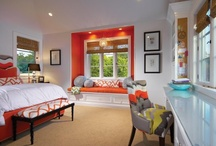 Kids Rooms / Ideas for bright, fun kids rooms for the children I don't yet/may never have.