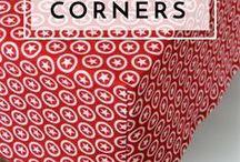 Boxed corners