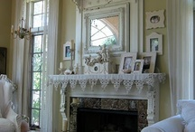 cottage/shabby chic/love it / by Colleen Heath