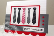 Stampin Up Best Ever Dad