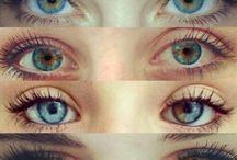 Eyes - Ojos - Heterochromia
