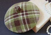 Plaid Fascinators