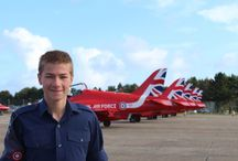 Air Cadets / Photos of my best times with the 7 Overseas (Jersey) Squadron RAFAC