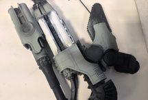 Titan's Guns WIP