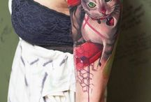 Ivana / Tattoo by: © Ivana - United States. More tattoo artists on www.tattoolook.com