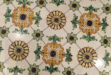 Floors and ceramics
