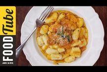 Pasta & gnocchi