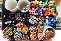 Organization Ideas / by Julie Fitzsimmons