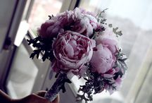 Bridal Bouquets by RoyaltyOrganization / Here are some bridal bouquet examples from RoyaltyOrganization weddings