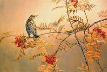 Martin Ridley / by Annetta Gregory Art