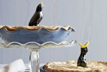 Pie birds/vessels/vents / by Marion Keener