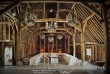 Our Work // Black Barn at Rushall Farm / Wedding lighting at the beautiful Wenman's Barn at the Black Barn at Rushall Farm. All the pins here show our own lighting. Some images were captured by talented professional photographers - click through to see their blog posts.