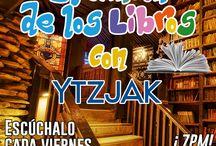 El Rincón de los Libros / Imágenes temáticas de las reseñas de Ytzjak.