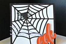 Cards: Halloween / by Julia @ It's Always Ruetten