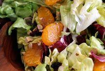 Salad Days / Green Salad Inspiration