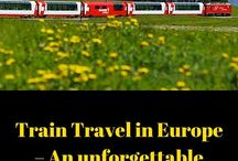 travel with public transportation / know-how and tips using public transportation around the world