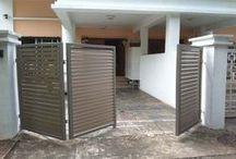 cancellate recinzioni