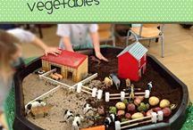 Food and farming theme