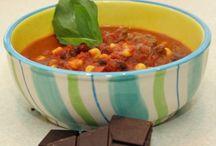 Chili con Carne Rezepte / by ichkoche.at