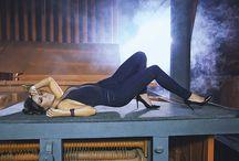 AllClick / Campanha Black Jeans Inverno 2015 / Criação e conceito de campanha jeanswear para a marca Black Jeans com os atores Carol Castro e Bruno Gissoni. (Fotos Eurico Freire / Criação e Produção Executiva: AllClick)
