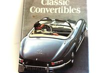 Vintage Classic Car & Transport Books