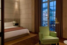 Our favorites Boutique hotels  / This is our favorites boutique hotels, design hotels and contemporary guest-houses