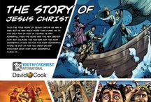 The Story of Jesus App