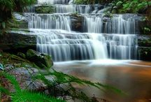 Waterfalls / by Andrea Dore