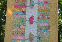 HQU Bird Challenge Quilt Ideas