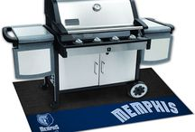 NBA - Memphis Grizzlies Tailgating Gear, Man Cave Decor and Car Accessories / Find the latest Memphis Grizzlies Tailgating Accessories, Decor for your NBA Man Cave, and Automotive Basketball Fan Gear for your car or truck