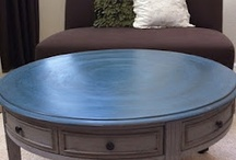 Chalk Paint®/Coffee Tables