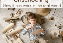 info on Unschooling and resources / Tips, Tricks, Articles, and more on Unschooling and Homeschooling