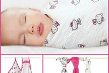 Baby Girl Gifts / Because the special little lady deserves a lovely gift.