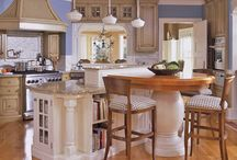 Interior Designs / From colors, to furniture all the way to fabrics. / by Christina Marie