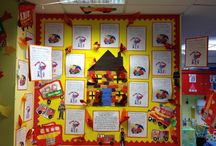 Classroom Displays / Be inspired by these fabulous teachers' displays
