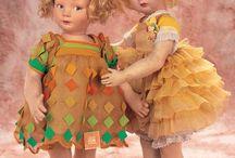 Lenci poupées