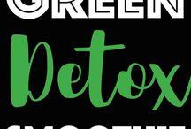 Bebidas naturales detox