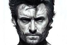 Hugh Jackman ~ The Wolverine