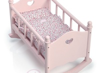 Doll Beds/ Cradles/ Cribs